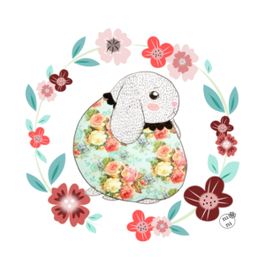 illustration lapin
